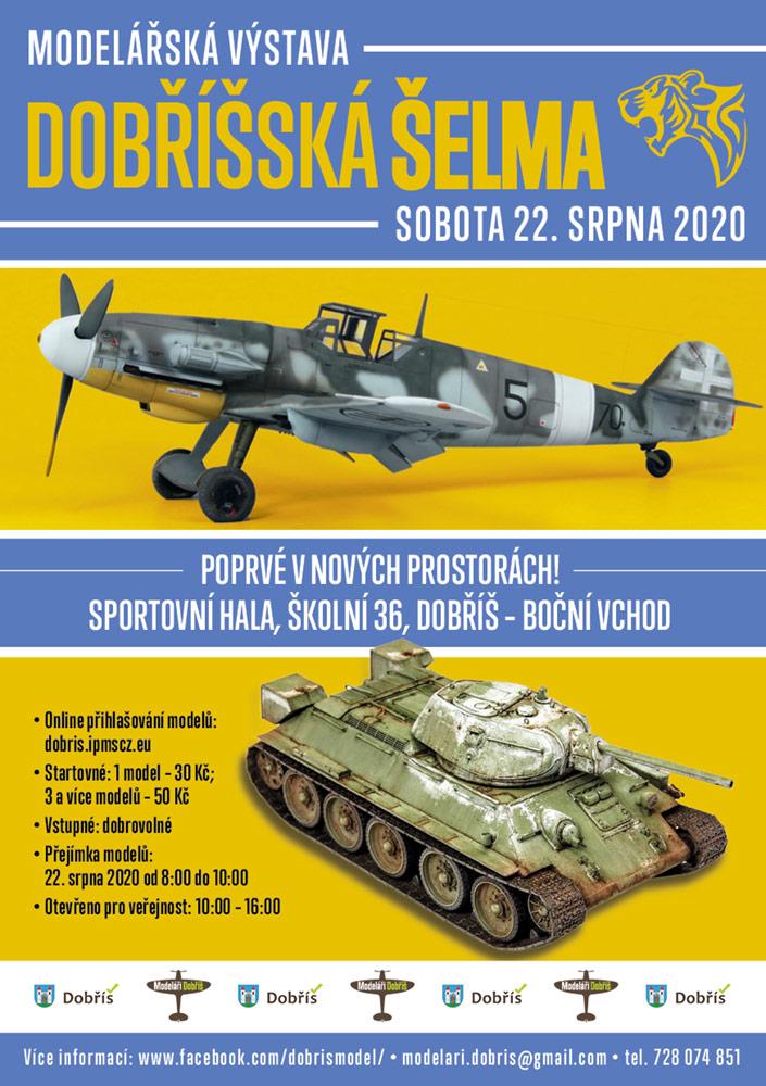 Plakát Šelma 2020